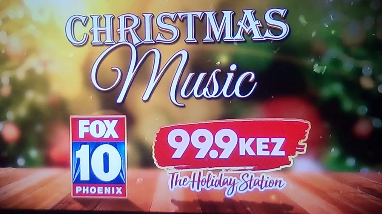 99.9 Christmas Music 2021 Fox 10 99 9 Kez Continuous Christmas Music 2019 Promo Youtube