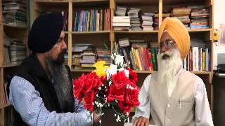 Interview With Prof Inder Singh Ghagga
