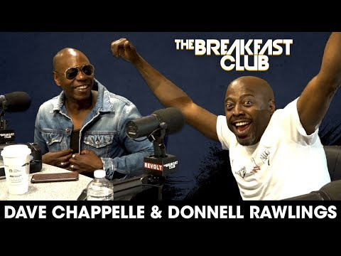 Dave Chappelle On Bill Cosby, Charlie Murphy, Being Non-Apologetic & Much More