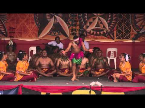 POLYFEST 2015: Aorere College Samoan Stage
