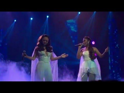 Let It Go - เจนนิเฟอร์ คิ้ม & แก้ม วิชญาณี @ Stage Fighter Concert 06.02.16
