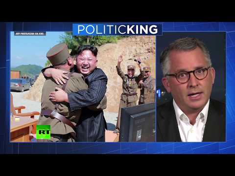 'We need peaceful solution' to North Korean threat – former congressman