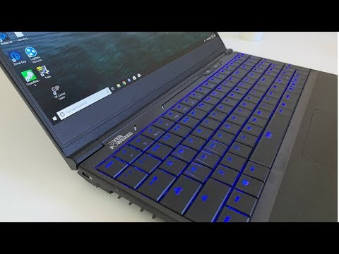 OverPowered Gaming Laptop from Walmart! Core i7-8750H & GTX1060