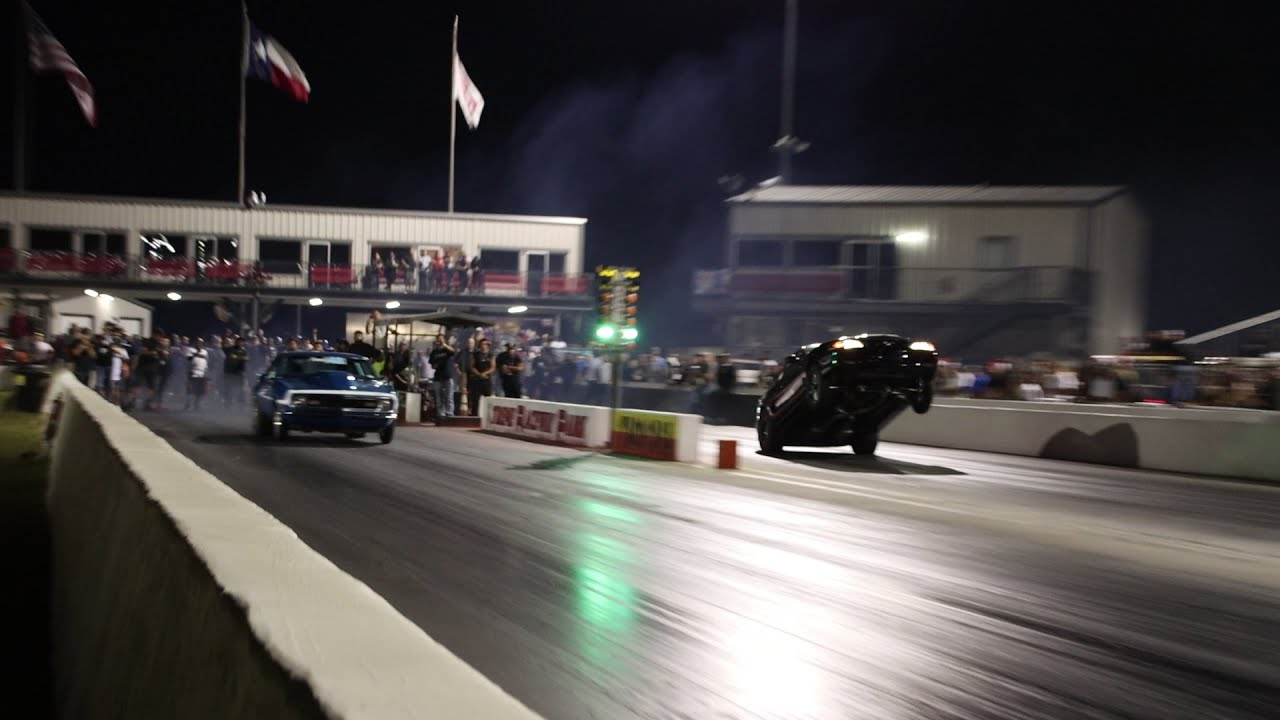 THESE WERE CRAZY HARD NITROUS HITS AT XTREME RACEWAY PARK IN TEXAS!!