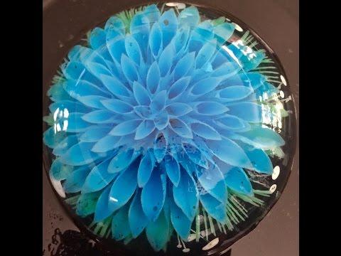 3D Getting Art, Gelatinas Artistica Gelatinas Artistica / Floral Paso A Paso