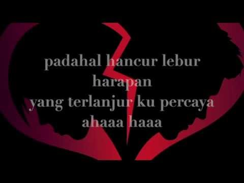 The Rain - Gagal Bersembunyi Lyrics