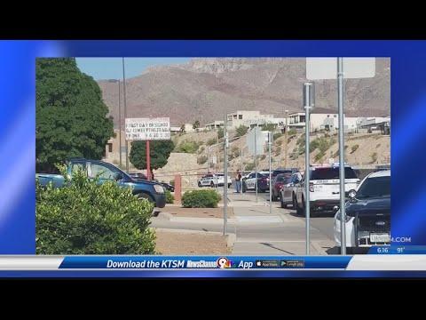 Mother dead, three children injured in crash outside West El Paso elementary school