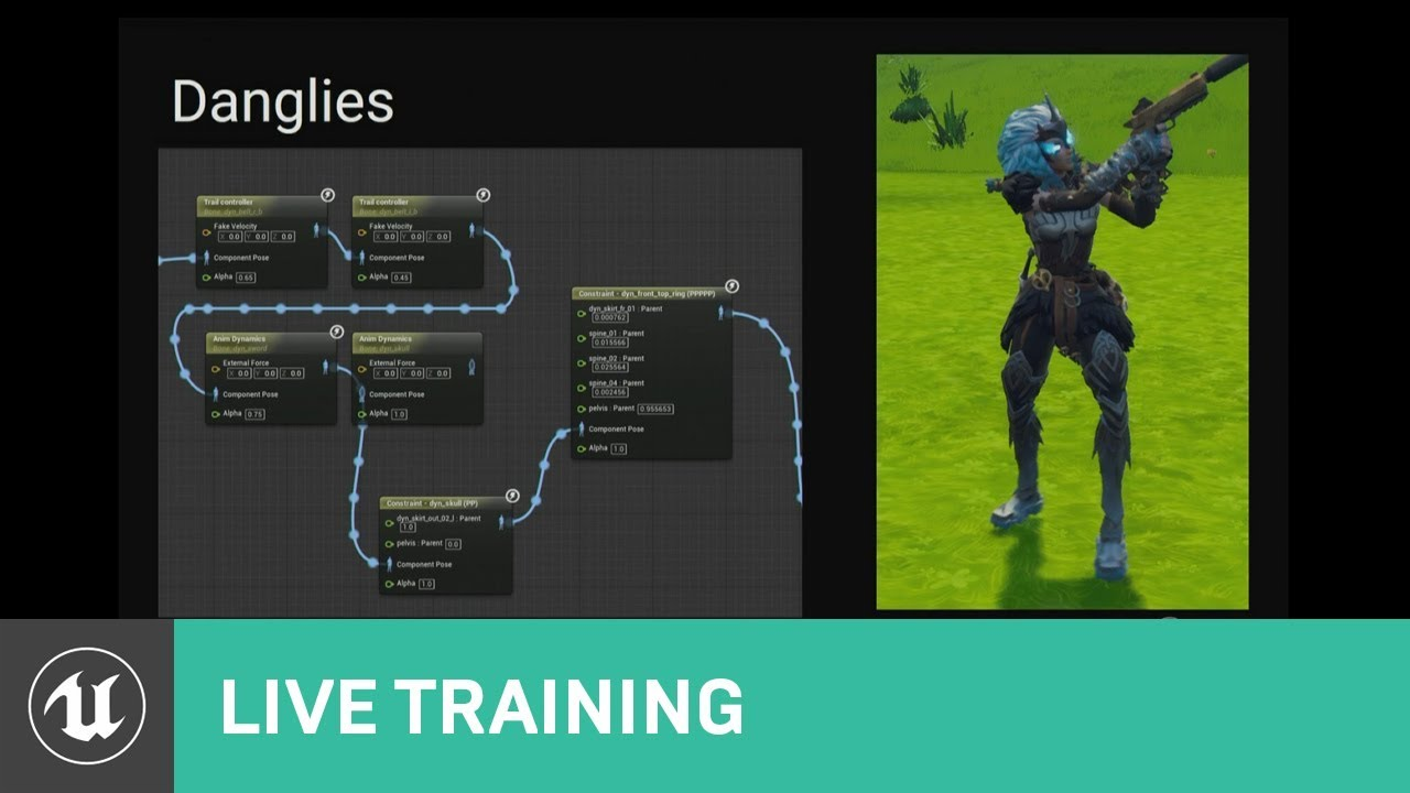 Making the Most of Animation Blueprints   Dev Days 2018   Unreal Engine