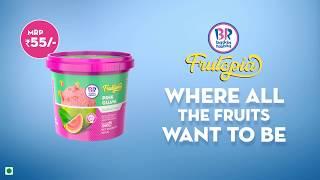 Baskin Robbins Frutopia | Pink Guav...