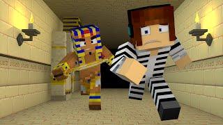 Minecraft : O MELHOR MAPA DE POLÍCIA E LADRÃO !! thumbnail