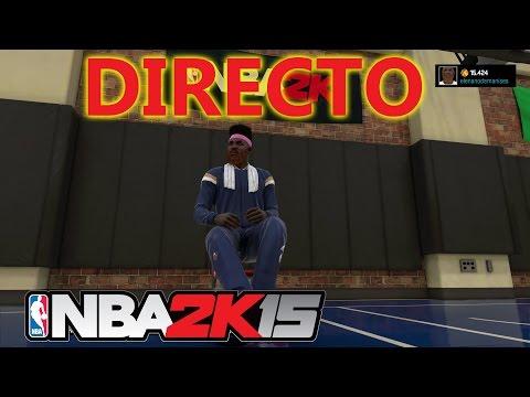 NBA 2K15 | El Congoleño Chetado #22 - EN DIRECTO!
