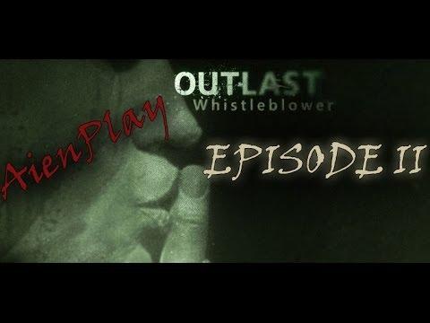 Outlast: Whistleblower [Episode II] - Kanibal z piłą do kości!?