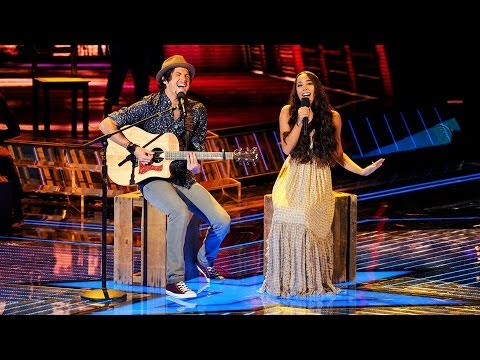 "Alex & Sierra ""Blurred Lines"" - Live Week 1 - The X Factor USA 2013"