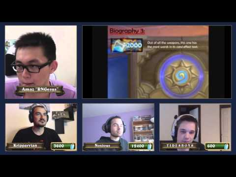Jeoparino 2: Kripparrian vs Noxious vs TidesOfTime!