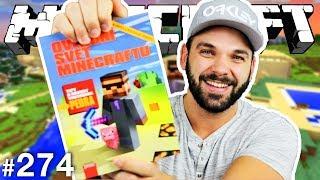 MOJE MINECRAFT KNÍŽKA!!! | Minecraft Let