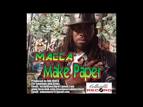 Macca - Make Paper Video