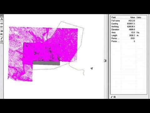 Resource Road Planning Using LiDAR Part I