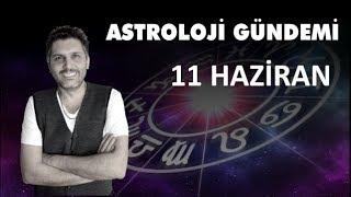 12 Haziran Astroloji Gündemi ve Burç Etkileşimleri (Astrobox)