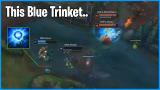 This Blue Trinket Shocked Everyone at Worlds 2020...LoL Daily Moments Ep 1159