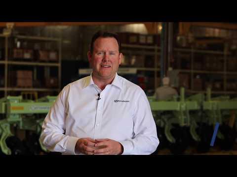 Orthman Ag Division John McCoy Video