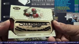 2018 Topps Tier One Baseball 12 Box Case Break #30 INSANE CASE! WOW!