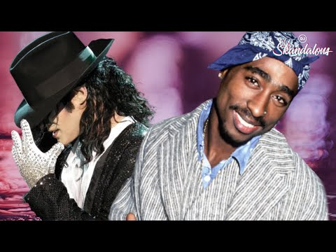 Michael Jackson - Hold My Hand Ft. 2Pac & Akon (2017 Remix)