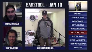 Barstool Rundown January 19