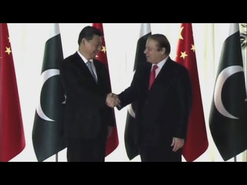 Geopolitical revolution as Pakistan strengthens ties with China