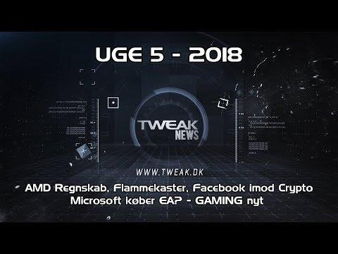 Tweak News - Uge 5