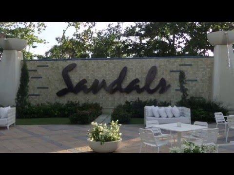 Sandals Barbados December 2015