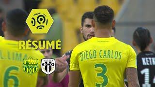FC Nantes - Angers SCO (1-0)  - Résumé - (FCN - SCO) / 2017-18