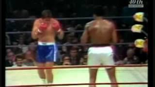 Mohammd Ali vs Jerry Quarry 1 pt.2 Highlights