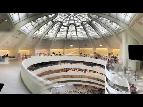 Frank Lloyd Wright und das Guggenheim Museum NYC I/II