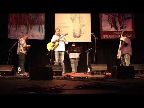 Dan Tyminsky's Band ; 1-20-19, Anchorage Folk Festival