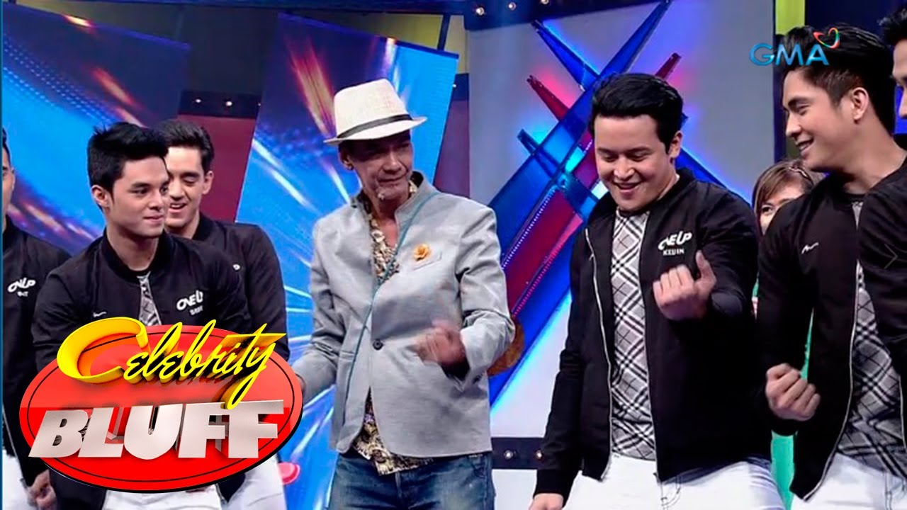 'Celebrity Bluff' Outtakes: Do the 'Celebrity Bluff' dance!