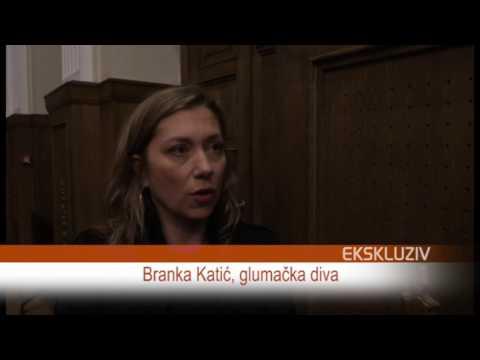 Ekskluziv: Branka Katić - Kad se diva osmehne 02.03.2017.