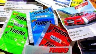 Распаковка жвачек Турбо Turbo Kent(, 2016-02-27T09:48:13.000Z)
