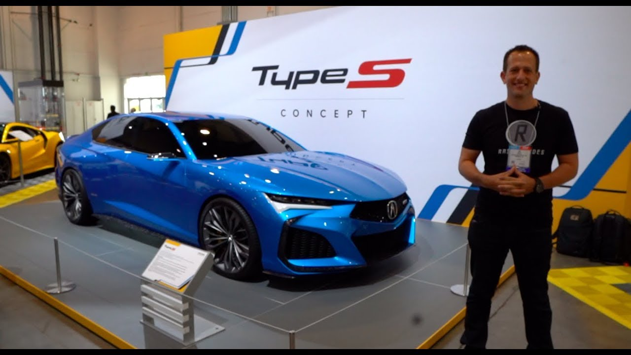 2021 Acura Tl Type S Research New