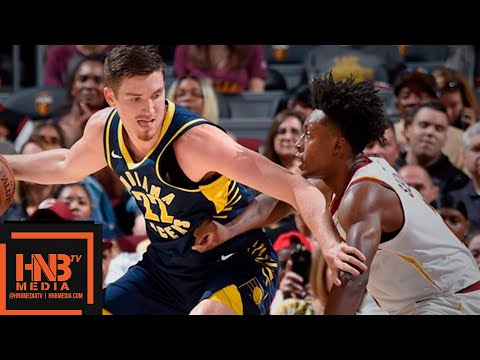Cleveland Cavaliers vs Indiana Pacers Full Game Highlights | 10.08.2018, NBA Preseason