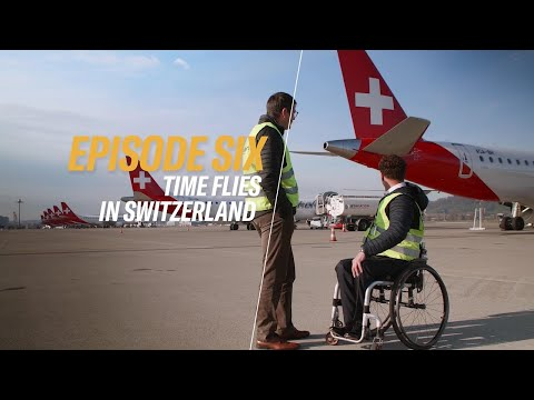 #Embraer #E2 Incredible Journeys - Episode 6   Switzerland