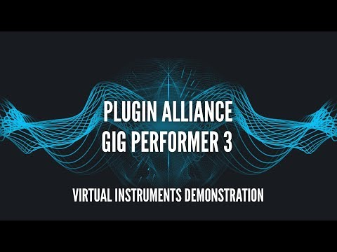 Switching Virtual Instruments and Rackspaces with external midi controllers using Gig Performer 3