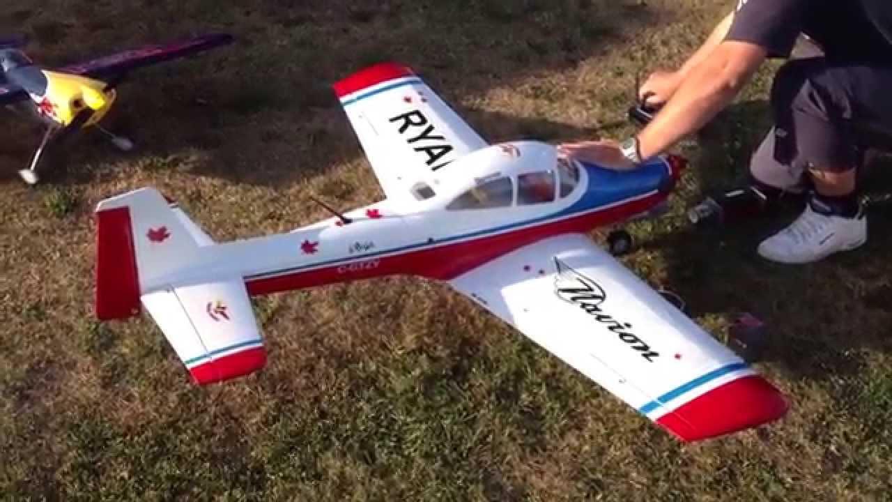 rc plane seagull