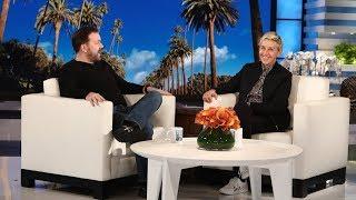 Ricky Gervais Talks Having the 'Man Flu'