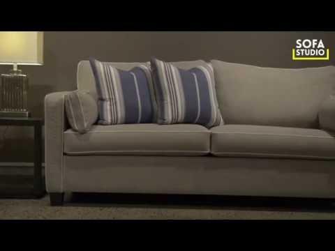 Queen Size Manhattan Sofa Bed @ Sofa Studio | Innerspring Mattress | Australian Made Sofabeds