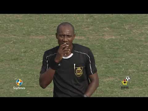 Highlights: Aduana Stars 1-0 Asante Kotoko