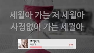 2017 나훈아 _신곡_ 모례시계
