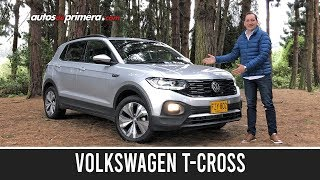 T-Cross, el nuevo SUV de entrada de Volkswagen | Lo probamos