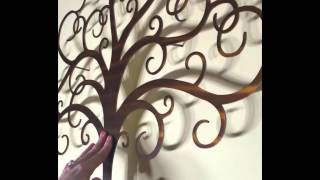 How To Install 3D Metal Art on a Wall | Inspire Metals | Riverside CA