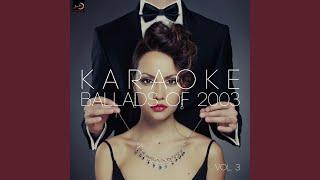Ich Kenne Nichts (Das so Schön Ist Wie Du) (In the Style of Rza,Xavier Naidoo) (Karaoke Version)
