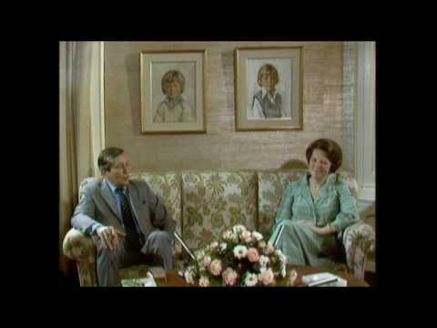 Interview met Prinses Beatrix: de rol van godsdienst (1980)
